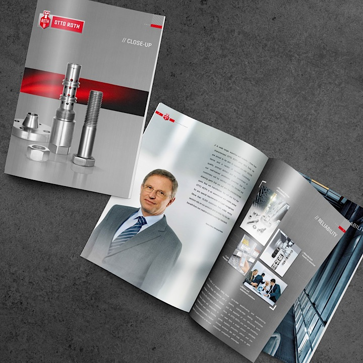 Concept, design & photography corporate brochure
