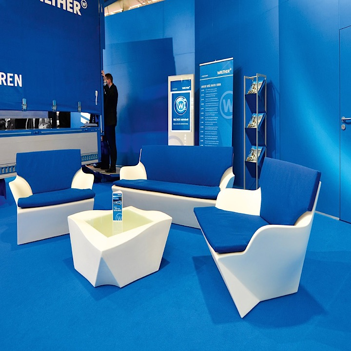Concept, Design, Consulting IAA exhibition booths
